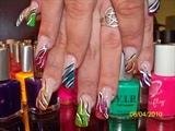 Tropical Manicure MY WAY