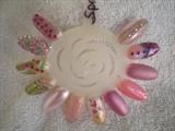 Spring Nail Art 7