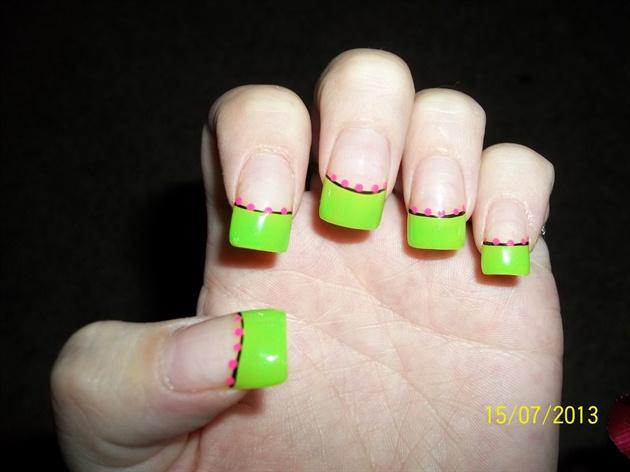 August Nail Art: Nail Art Gallery