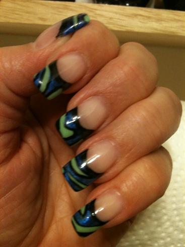 Brazilian Blue marble