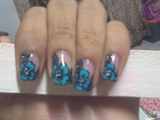 Blue Flowers (RadiD inspired)