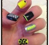Black & Neon
