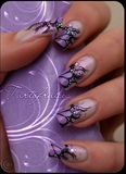 Nail Art on my nails
