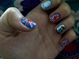 london nails