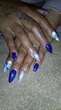 Colbolt blue