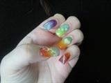 Rainbow Fade