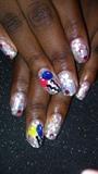 Tiff's Kidicure: Birthday nails!