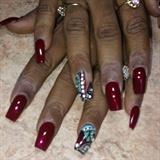 Red velvety