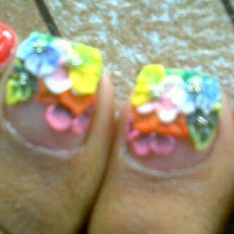 3d floral