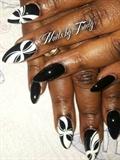 black twist