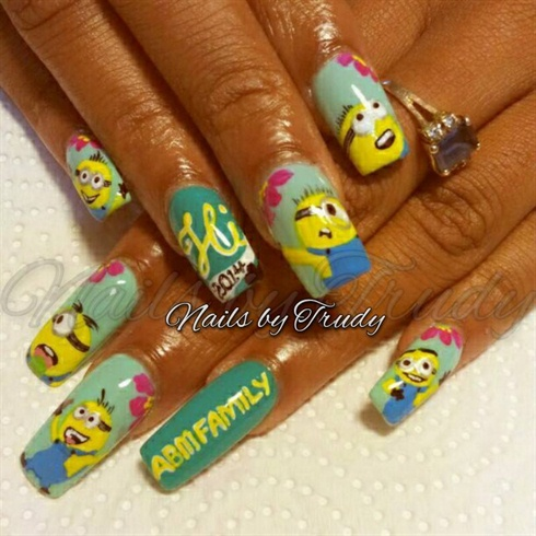 """Tropical Minion Inspired """