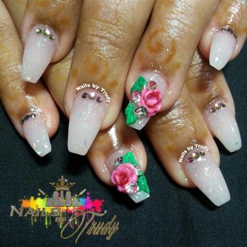 """Wedding Nails """