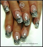 Pirate Nails, Skulls, Bones, Barbed Wire