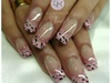 Baby Pink Leopard Print