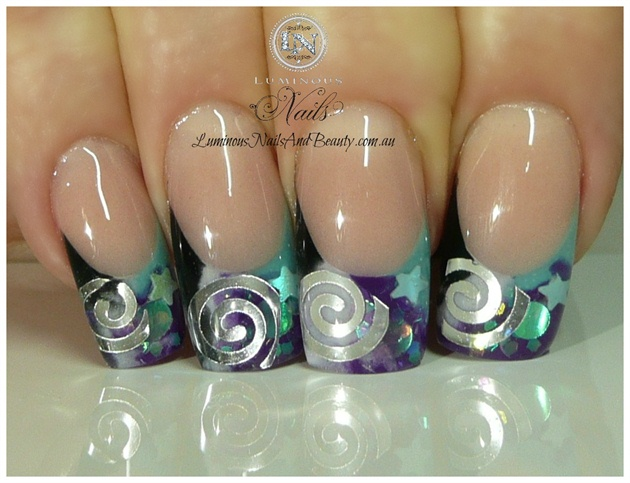 Swirls, Stars & Circles...