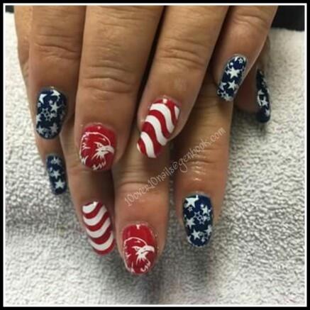 Pariotic Nails