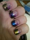 Rainbow steel