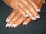 Bow Tie & Tux Nails
