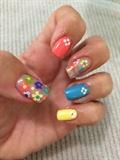 My LV Monogram Nails