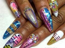 nail art: pinky_nailxpert
