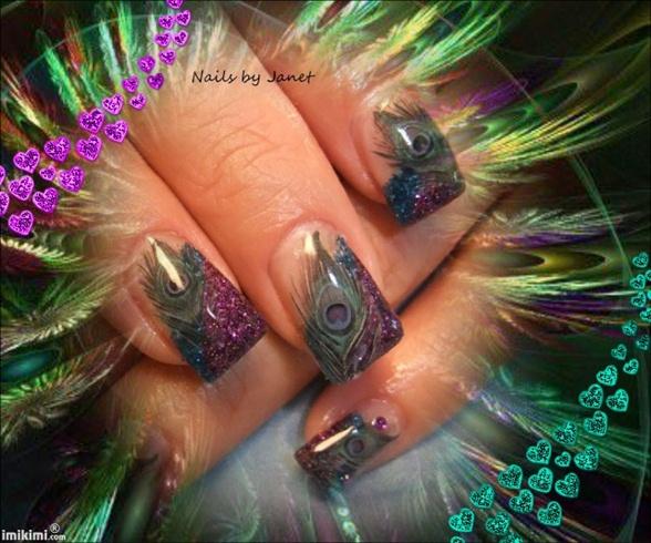 Fairy Nail Art: Nails By Janet, The Nail Fairy