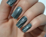 DIY Nail Stamps