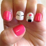 Girly Nails