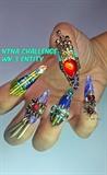 NTNA Challenge #3- ENTITY Haute Couture