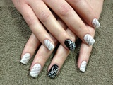 newspapper nails