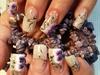 Tina Panariello Spring Nail Art