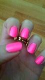 Neon summer pink
