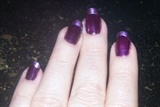 Mixed Purple Fun French
