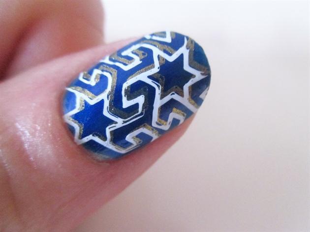 stamping-stars