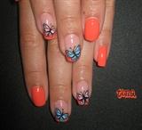 RadiD inspired butterflies :)