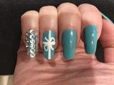 Tiffany bow and diamonds