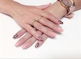 Naturel Nails & Leopard