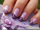 Purple French Design