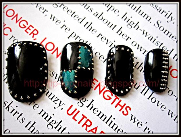 Stylish nails 2012