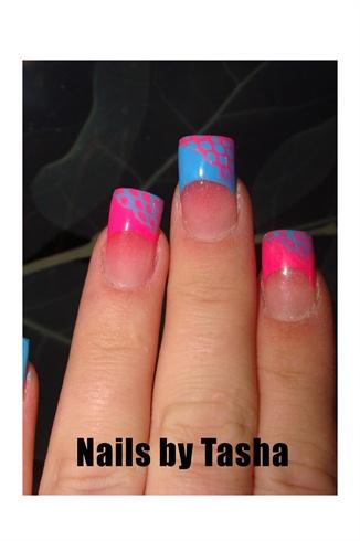 Netting Nail Art Gallery
