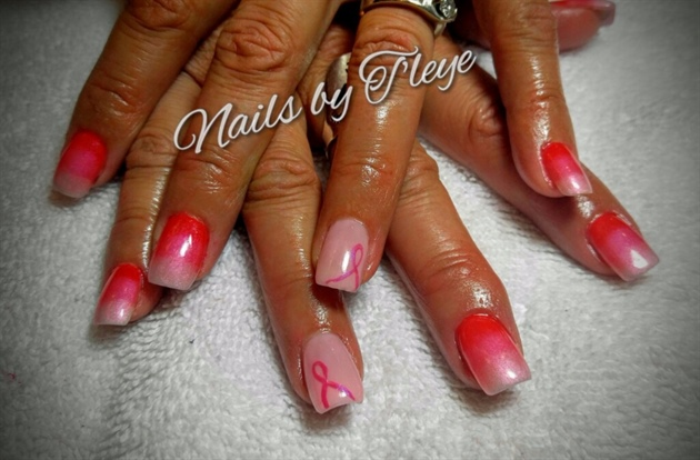 Breast cancer awareness support