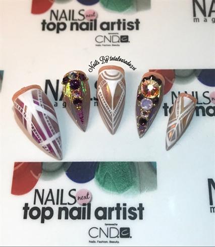 A Lil Nail Inspiration
