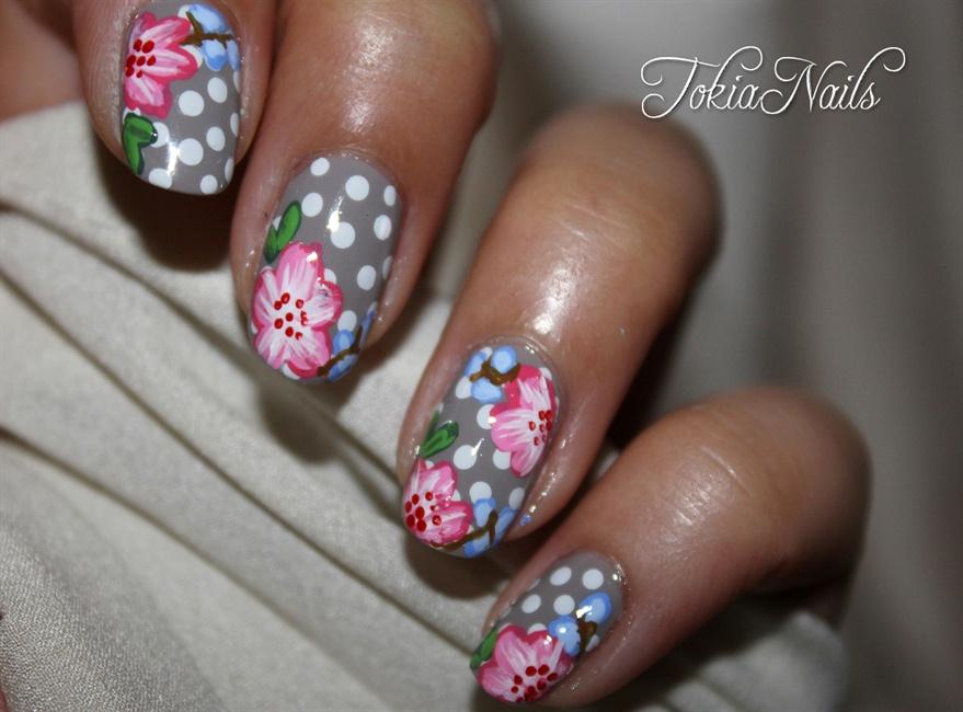 Shabby nails - Nail Art Gallery
