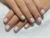 Gel on short nails
