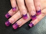 Pink&Purple Ombré