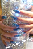 Bleu Stilleto's