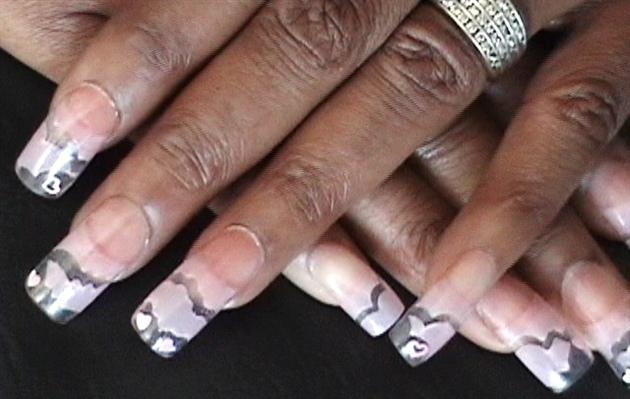 Pink broken French