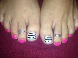 Acrylic Toes