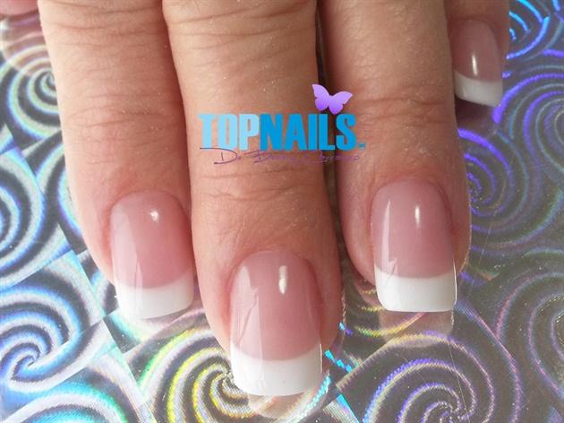 Acrylic Nails French
