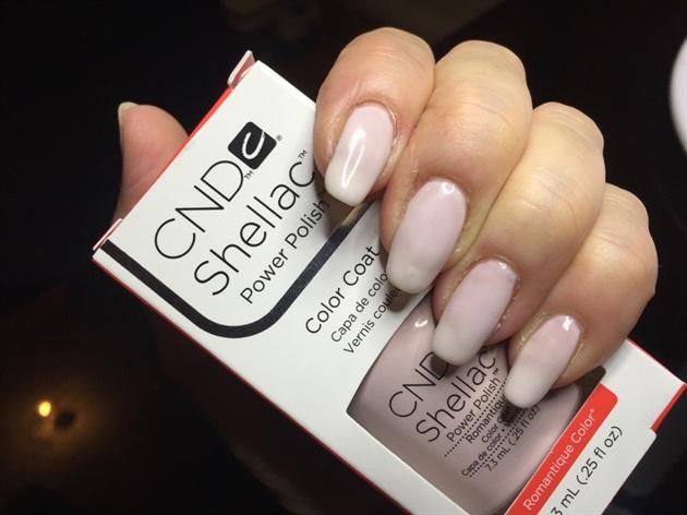 Natural Nails Shellac