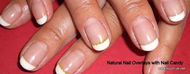 Non-toxic nail extensions